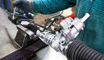 Ремонт рулевой рейки на станции техобслуживания
