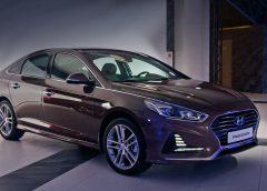 Седан Hyundai Sonata став у Росії самим доступним в класі