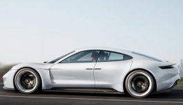 У Porsche визначилися з ціною першого електромобіля