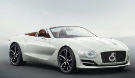 Bentley зробить електричний спорткар замість кросовера
