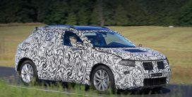 Продажі кросовера Volkswagen T-Cross почнуться в 2018 році