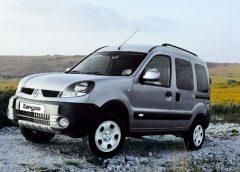 Renault Kangoo 4×4