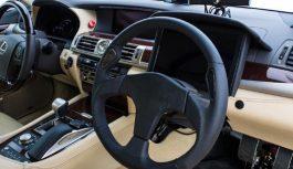 Toyota зробила безпілотник з двома рулями