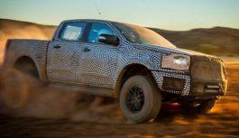Ford представить «заряджену» версію Ranger в лютому