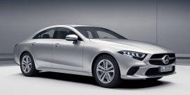 Новий седан Mercedes-Benz CLS виявився помітно дорожче предка