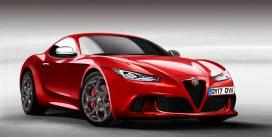 Проект купе Alfa Romeo 6C отримав зелене світло