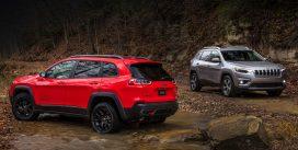 Рестайлінг приніс кросовера Jeep Cherokee новий мотор