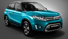 Оновлена Suzuki Vitara отримала цінник