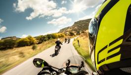 Многообразие элементов защиты для мотоциклистов