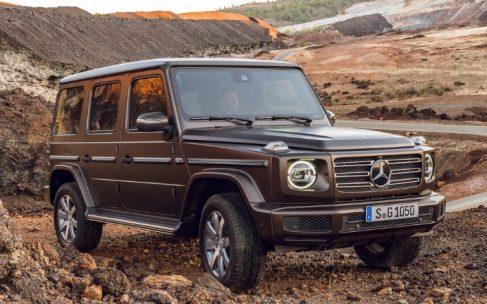 Mercedes-Benz G-класса: 40 лет успеха