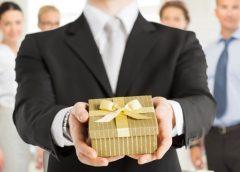 Подарок для сотрудников: правила выбора