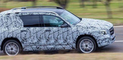 Інженер Mercedes назвав головні переваги GLB SUV
