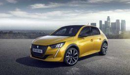 Автовиробник презентував новий Peugeot 208