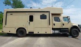 У мережі показали військовий будинок на колесах із розкішним салоном