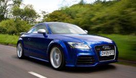 Оновлена Audi TT RS може стати останньою моделлю TT