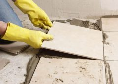 Малярные работы и укладка плитки в Киеве: нюансы отделочных работ